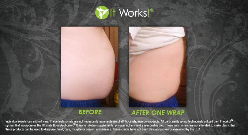 wrap it works ventre avis avant apres photo 1