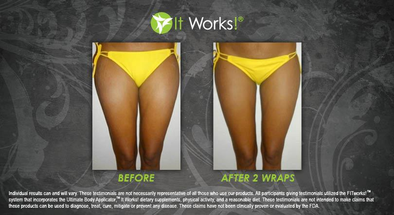 wrap it works cuisse avis avant apres photo 11