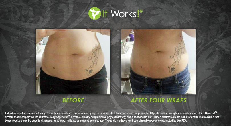 wrap it works ventre avis avant apres photo 13