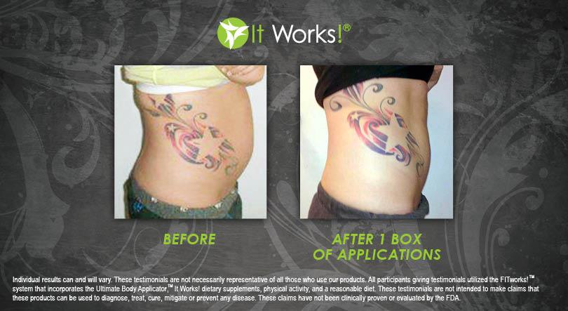 wrap it works ventre avant apres photo 15