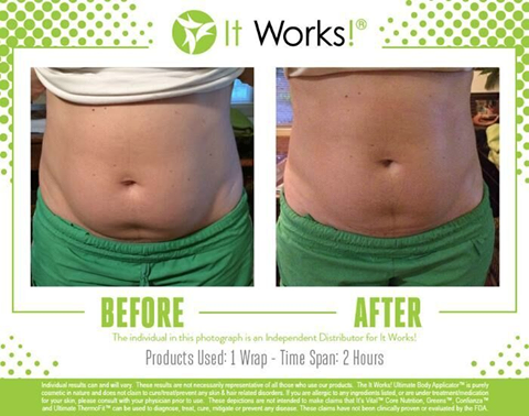 wrap it works avis avant apres ventre 1