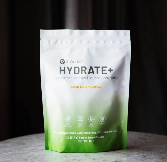 nouveau hydrate+ it works france