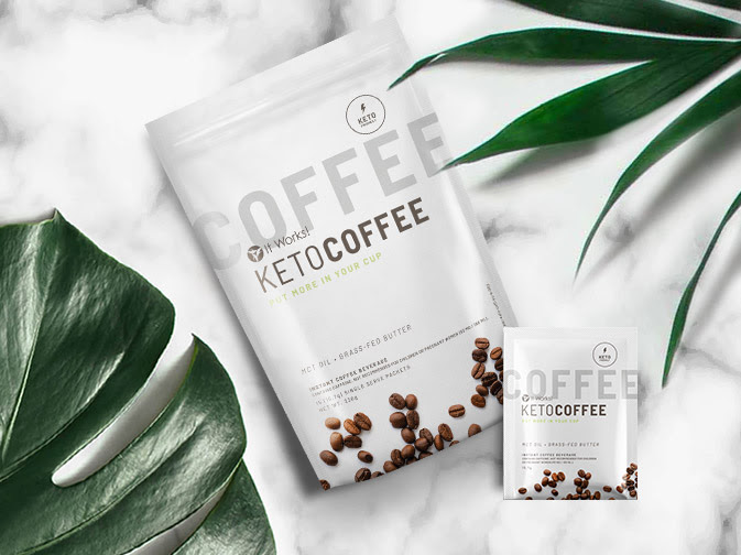 look 2019 du Keto Coffee It Works