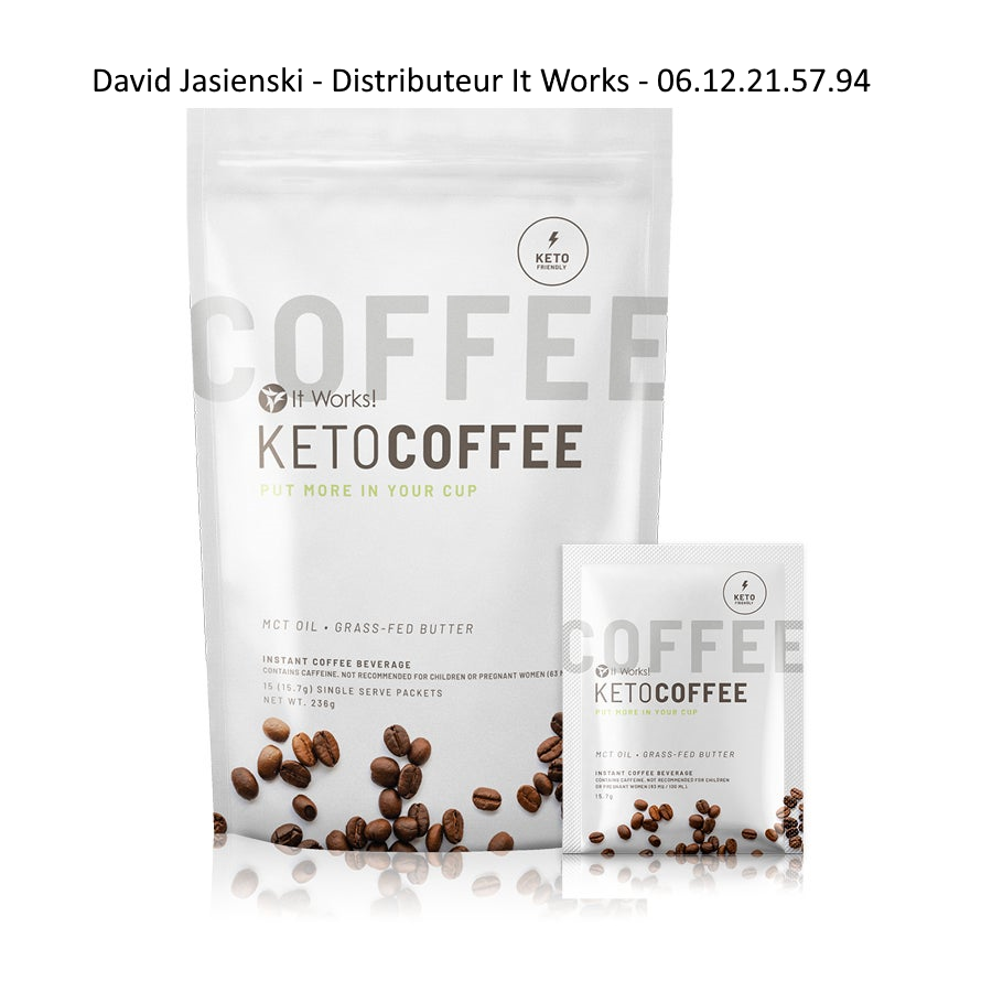 keto coffee it works