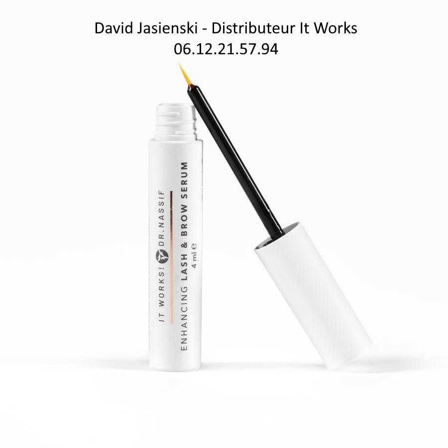 enhancing lash brow serum it works