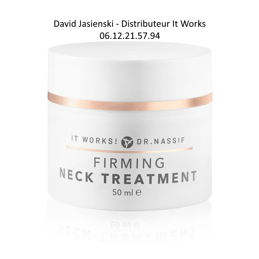 firming neck treatment it works