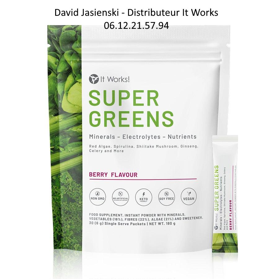 super greens it works