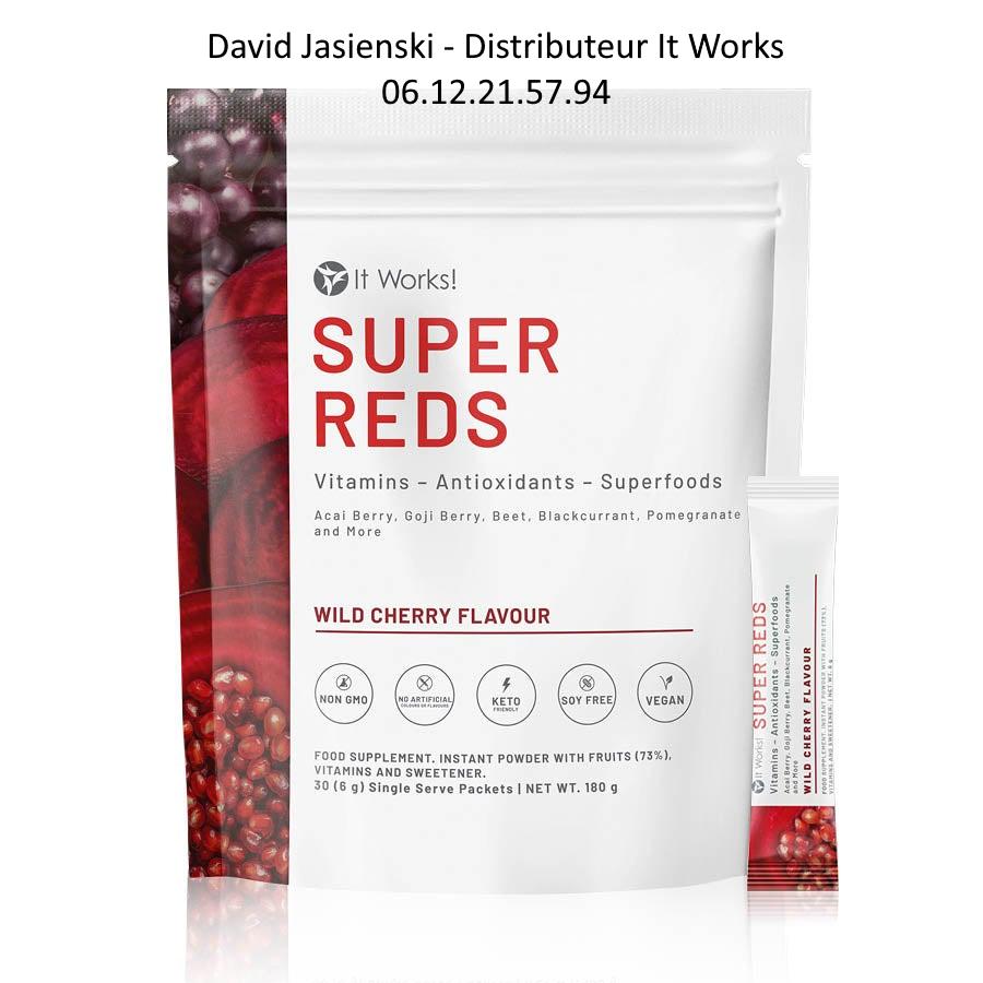 super reds it works
