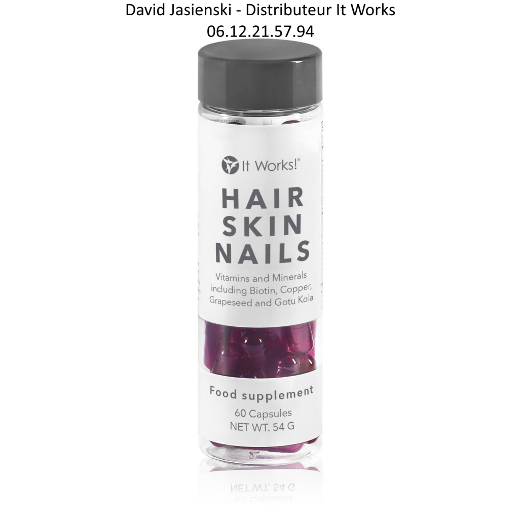 Hair Skin Nails It Works