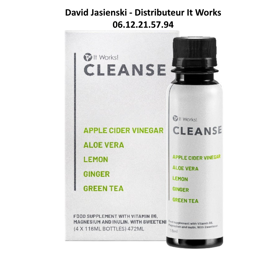 Cleanse It Works