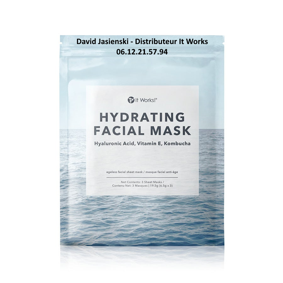 Hydrating Facial Mask It Works