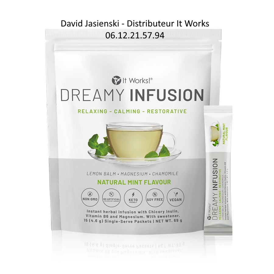 dreamy infusion it works