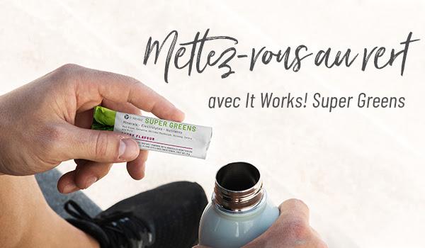 it works super greens france