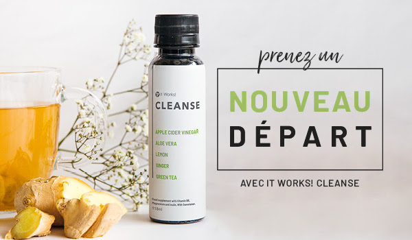 Cleanse It Works France