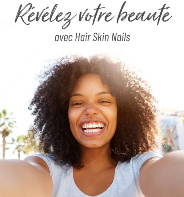 Révélez votre beauté avec Hair Skin Nails It Works